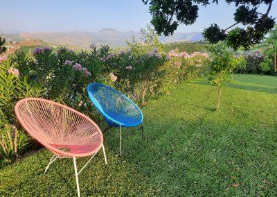 tuin-uitzicht